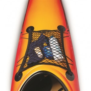 Sea to Summit Deck Cargo Net Black